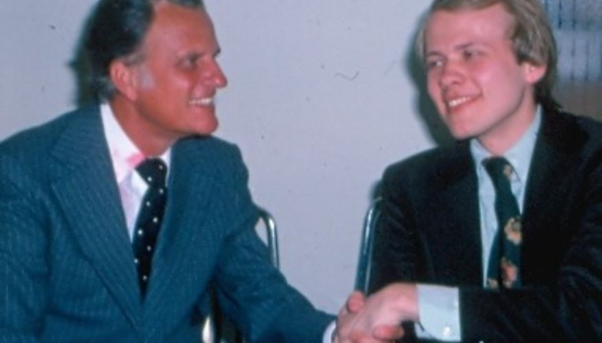 Billy Graham: -Peace at Last!
