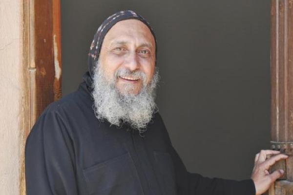 Coptic Bishop Thomas of Egypt