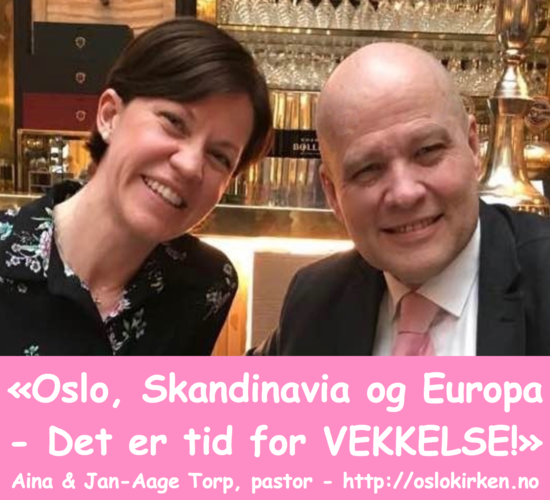 It´s time for Revival in Oslo, Scandinavia and Europe!