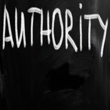 Authority belongs to the Church