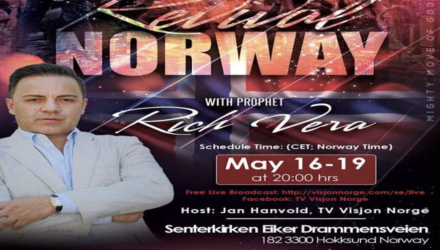 Revival Norway - RICH VERA